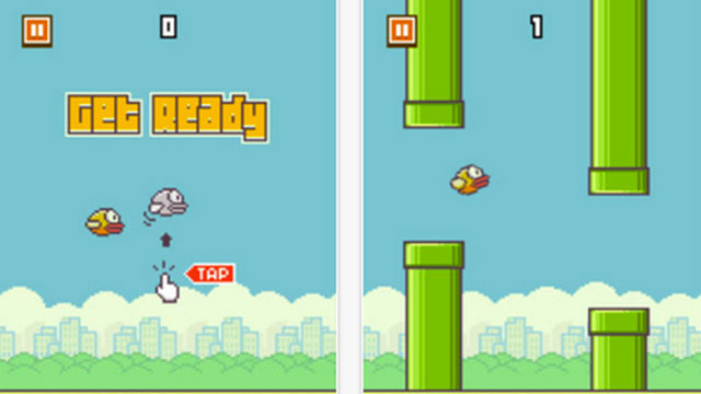 flappy bird iphone app
