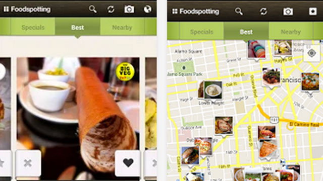 foodspotting android app