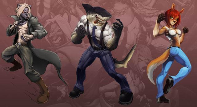 Beasts Fury