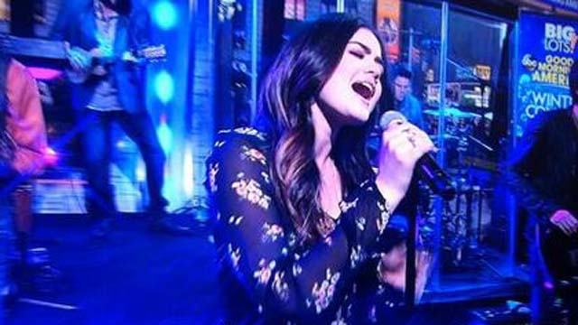 Lucy Hale You Sound Good To Me Video, You Sound Good To Me GMA, Lucy Hale GMA, Good Morning America Lucy Hale Performance Video, Lucy Hale Video GMA, Lucy Hale PLL You Sound Good To Me