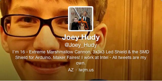 Joey Hudy