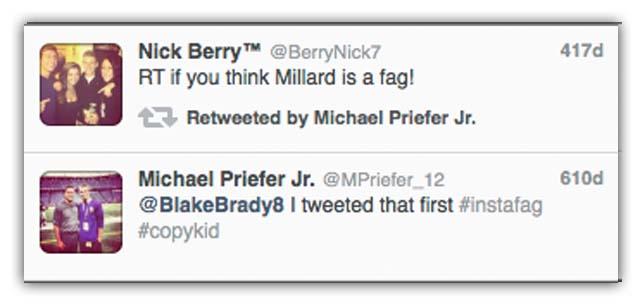 Mike Priefer, Michael Priefer Jr.