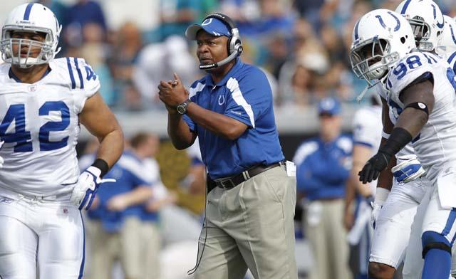 Jim Caldwell, Detroit Lions, NFL