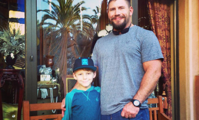 Cops Josh Boren kills family