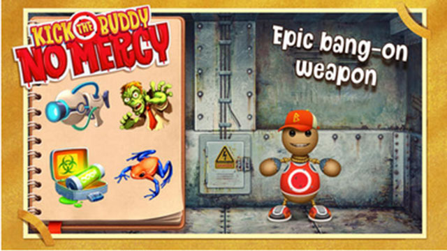 kick the buddy no mercy iphone app