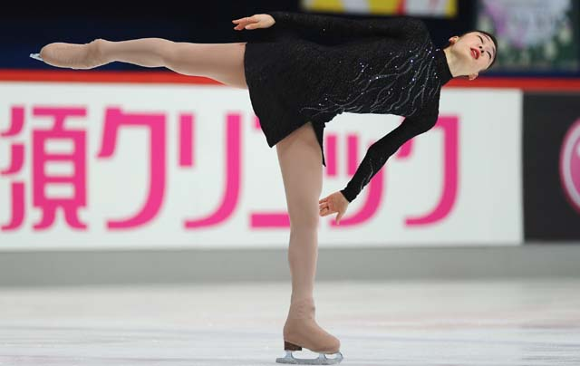 Kim Yu-na, Sochi Winter Olympics, figure skater