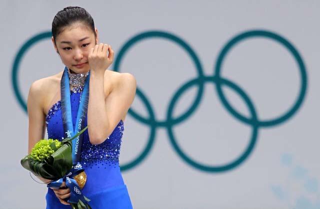 Kim Yu-na, Sochi Winter Olympics, figure skating