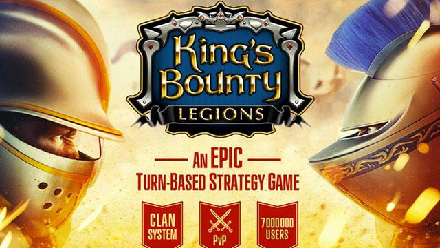 kings bounty legions android app