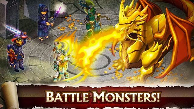 knights and dragons android app