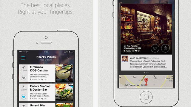 localeur iphone app