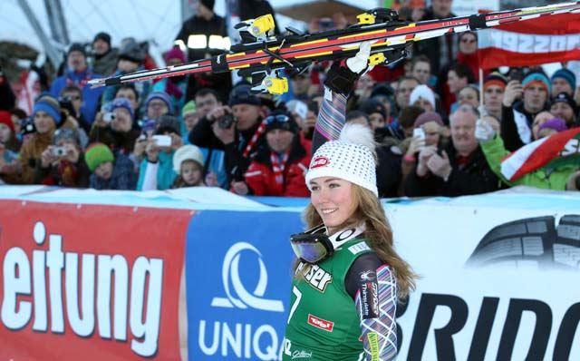Mikaela Shiffrin, Sochi Olympic Games