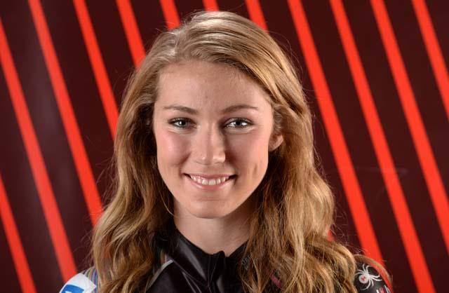Mikaela Shiffrin skier, Sochi, Winter Olympic Games