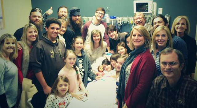 mia robertson, jase daughter, jase wife, jase family, duck dynasty