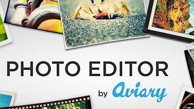 photo editor by aviary android app