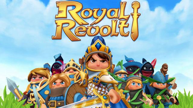 royal revolt android app