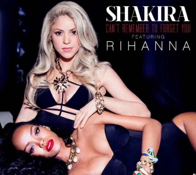 Rihanna & Shakira Song, Can't Remember to Forget You Video, Can't Remember to Forget You Audio, Rihanna Cant Remember to Forget You, Shakira Cant Remember to Forget You Video, Rihanna Shakira Audio Video
