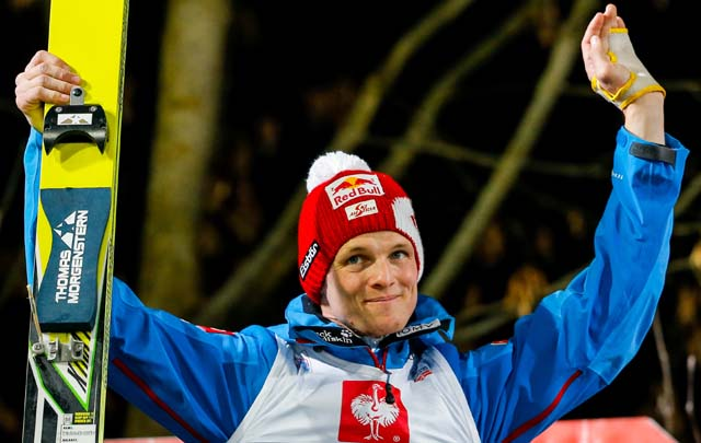 Thomas Morgenstern, ski jump crash