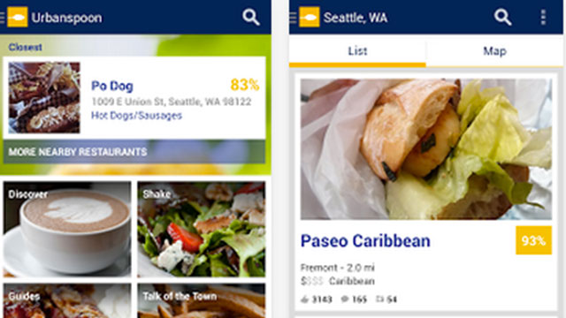 urbanspoon android app