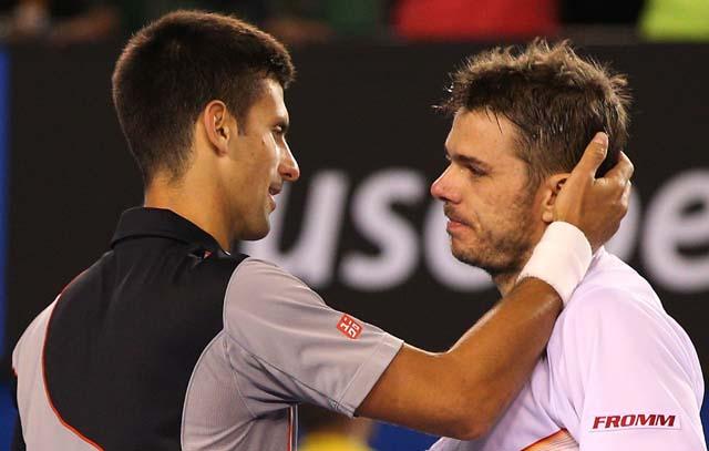 Stanislas Wawrinka, Novak Djokovic, Australian Open, Tennis, Sports