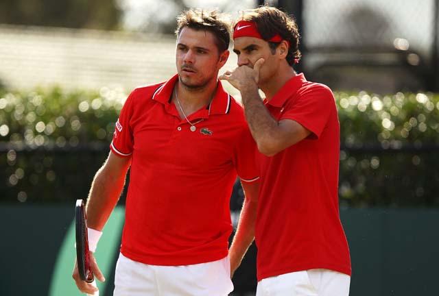 Stanislas Wawrinka, Roger Federer, Novak Djokovic, Australian Open, Tennis, Sports