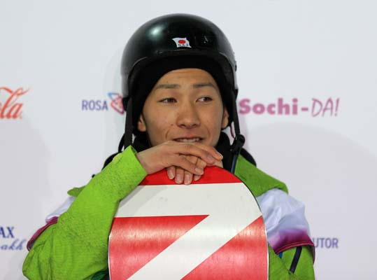 Photos of Taku Hiraoka