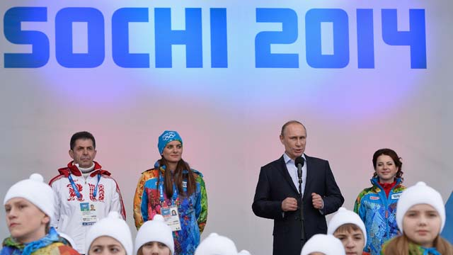 Sochi Olympics Opening Ceremony NBC, When is Opening Ceremony on TV?