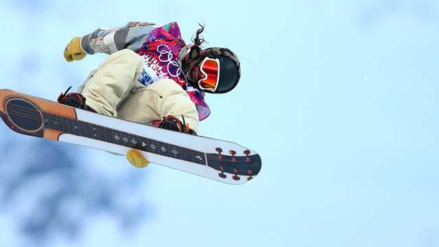 Danny Davis Snowboarder