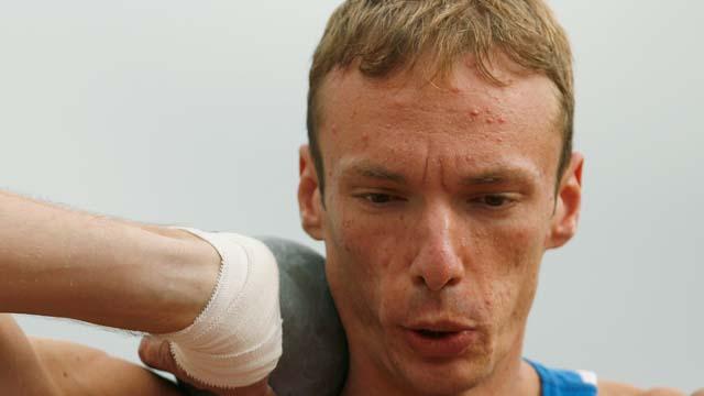William Frullani Sochi Olympics Doping Drugs Steroids Italian Decathlete Bobsled