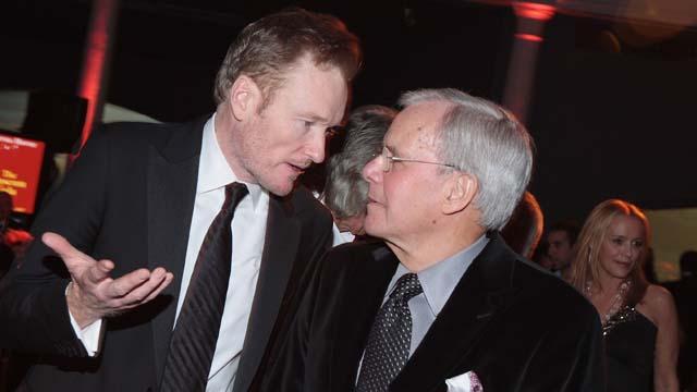Tom Brokaw Cancer Sick Disease Ill NBC Anchor Sick