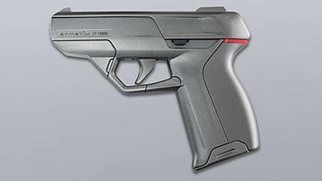 Armatix iP1 Smart Gun, gun with smartwatch, Armatix iP1 features, gun safety technology, armatix ip1 smart system,