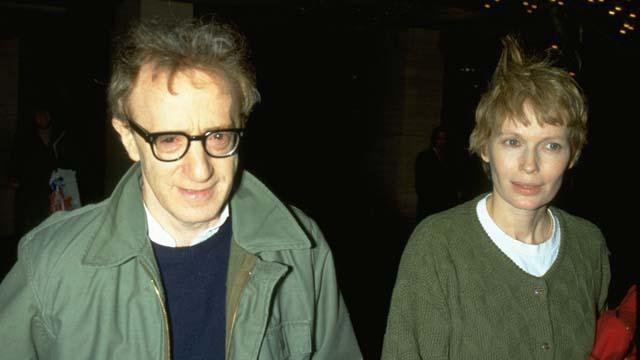 Woody Allen Custody Hearing Mia Farrow
