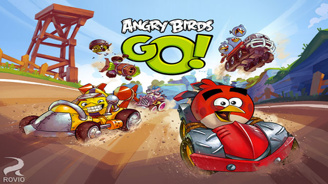 angry birds go android app