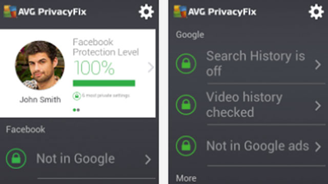 avg privacy fix android app