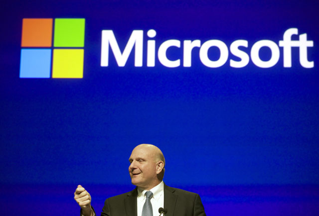 Steve Ballmer, Microsoft CEO new, Satya NAdella