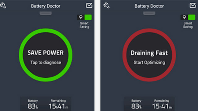 battery doctor android app