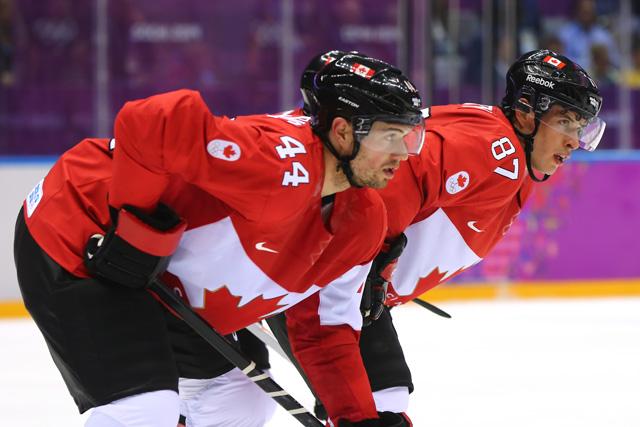 Hockey, Sports, Sochi Olympics, Team USA vs. Team Canada