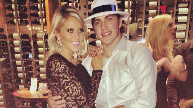 Pics of Lauren Cosgrove and T.J. Oshie
