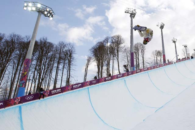 Danny Davis, Snowboarding, Sports, Sochi Winter Olympics, Shaun White