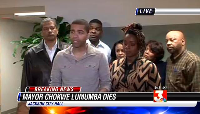 Chokwe Lumumba Family Death Announcement