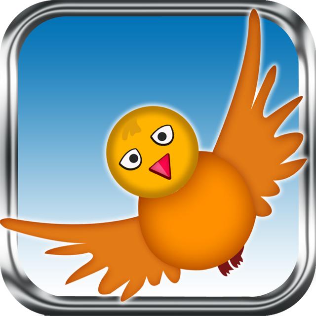 Fly Birdie Flappy Bird Flyer