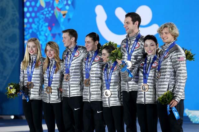 Gracie Gold, Carly Gold, Sochi Winter Olympics, Figure Skater, Sports