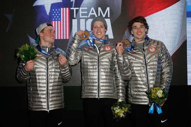 Joss Christensen, Sports, Sochi Olympics, Skiing