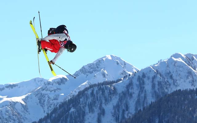 Joss Christensen, Sports, Sochi Olympics, Slopestyle Skiing