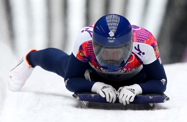 Lizzy Yarnold, Sochi Olympics, Skeleton, Sports