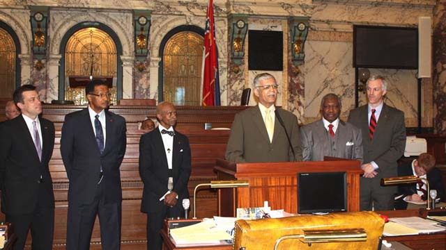 Chokwe Lumumba State Senate Speech
