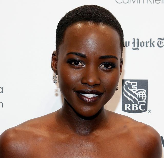 Lupita Nyong'o, jared leto lupita, oscar nominees, best supporting actress, 10 years a slave girl,