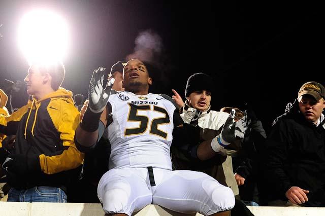 Michael Sam, Missouri, Defensive End, Gay, NFL draft, Sports