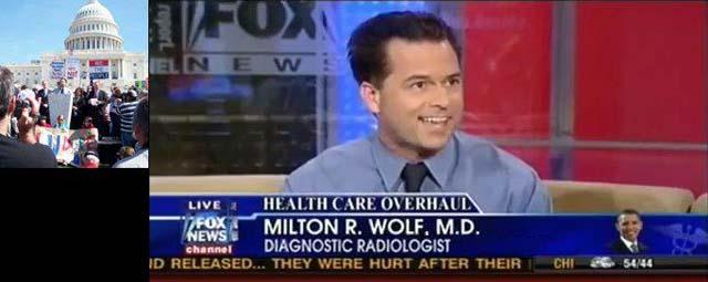 Milton Wolf Fox News