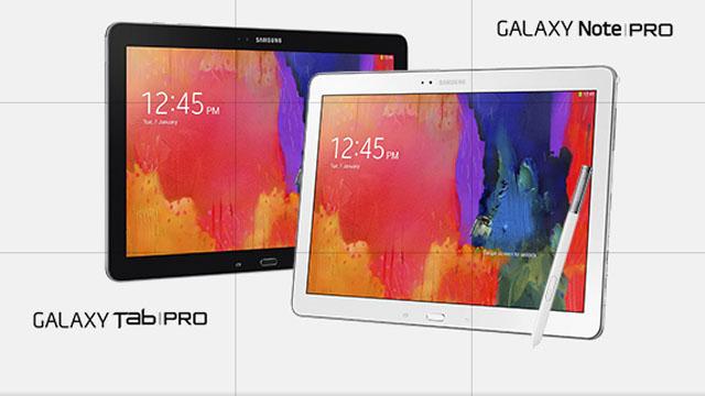 best tablet, best samsung tablet, samsung galaxy note pro, samsung galaxy note pro 12.2, samsung galaxy tab pro, samsung galaxy tab pro 12.2