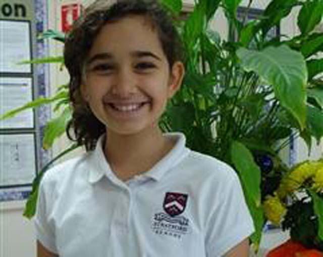 Naya Salah Pala Alto 5th Grader American the Beautiful Super Bowl Coke